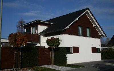 Neubau eines Wohnhauses in Clarholz