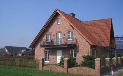 Wohnhaus in Clarholz