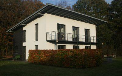 Neubau eines Wohnhauses in Herzebrock