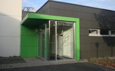 Neubau einer Mensa an der Von-Zumbusch-Gesamtschule in Herzebrock