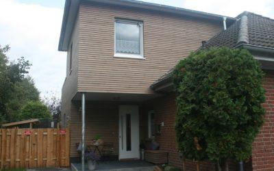 Anbau an ein Wohnhaus in Clarholz